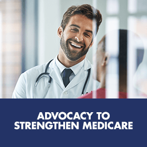 Advocacy to Strengthen Medicare